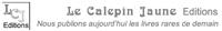 Le Calepin Jaune Editions «Nous publions les livres rares de demain» littérature fantastique, érotique et ouvrages d'art