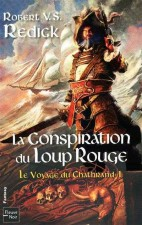 La Conspiration du Loup Rouge – Robert V.S. Redick