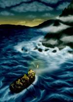 L'île des brumes